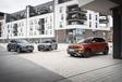 Volkswagen T-Cross contre 2 rivales #1