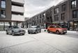 Volkswagen T-Cross contre 2 rivales #3