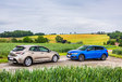 Skoda Scala 1.0 TSI vs Toyota Corolla 1.2 Turbo #2