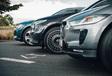 AUDI E-TRON 55 QUATTRO // JAGUAR I-PACE EV400 AWD // MERCEDES EQC 400 4MATIC : Watt!? #6