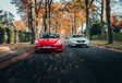 BMW 330e // TESLA MODEL 3 STANDARD PLUS : OP DE MAAT VAN DRIE #1