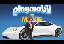 Na Lego waagt nu ook Playmobil zich aan een langspeelfilm. Een van de hoofdrollen is voor de elektrische Porsche Mission E, zoals de conceptversie van de binnenkort verwachte Taycan heet. Bekijk de trailer!