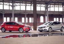 De strijd in het in Europa zo belangrijke segment van de compacte middenklassers is weer helemaal opgelaaid met de komst van de nieuwe Opel Astra en Renault Mégane.
