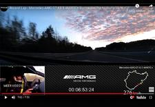 De Mercedes-AMG GT63S 4-Door Coupé 4Matic+ mag zich de snelste vierzitter op de Nordschleife van de Nürburgring noemen. Maar hoe snel rondde hij de Ring? Bekijk de video!