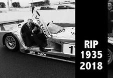 Met Don Panoz verliest de Amerikaanse autosport verliest een legende. De man achter de eerste hybride LMP1-racer, achter de Deltawing en achter de American Le Mans Series verloor zijn strijd tegen kanker en overleed op 83-jarige leeftijd.