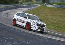 De Skoda Kodiaq krijgt een snelle RS-versie. Snel genoeg om een Nürburgring-ronderecord te pakken.  Dat van de snelste zevenzitter.