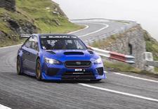 Na de TT op het Isle of Man en de Nordschleife van de Nürburgring richt de door Prodrive ontwikkelde en door Mark Higgins bestuurde Subaru WRX STI Type RA Time Attack zijn pijlen op de Roemeense Transfagarasan-pas.