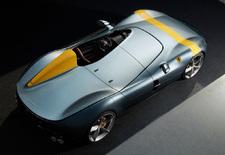 Ferrari heeft een video vrijgegeven over de nieuwe Icona-modelreeks, die afgetrapt wordt met de SP1 en SP2 Monza. Het beeldmateriaal  is alvast om van te smullen.