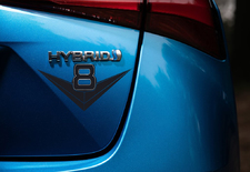Iedereen aan de V8! Ook als je een Prius voor je deur hebt staan. Het vergt enkel een smartphone, een Bluetooth-verbinding en de XLR8-app.