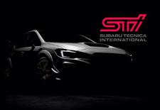 Op de North American Internation Auto Show (NAIAS) in Detroit trekt Subaru het doek van de WRX STI S209.