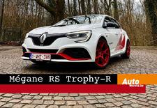 Met de Renault Mégane RS Trophy-R verwelkomt het hot-hatchsegment een regelrechte topper. Maar waarom eigenlijk? Bekijk onze video en ontdek 10 dingen die je nog niet wist over deze duivelse Renault Sport-creatie.