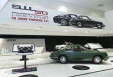 Musées automobiles : The Porsche Museum (Stuttgart)
