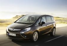 KARMA CHAMELEON: Opel Zafira Tourer