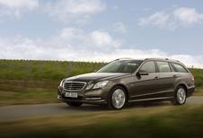 WEGTEST: Mercedes E 220 CDI BlueEfficiency Break (2011)