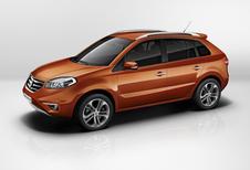 TWEEDE POGING: Renault Koleos
