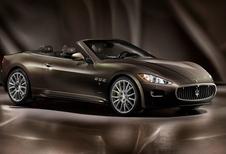 LEDERFETISJ: Maserati GranCabrio Fendi