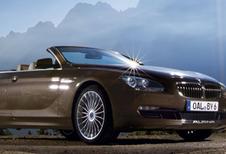 SNUIFJE M6: Alpina-BMW B6 Bi-Turbo