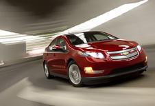 VOOR ALLE ZEKERHEID: Chevrolet Volt aangepast