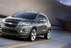 BROERTJE VOOR MOKKA: Chevrolet Trax