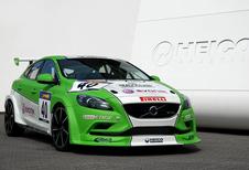 ALS BIORACER: Heico-Volvo V40 Green Racing