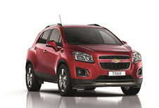 MEER TRAX: Chevrolet klaar met mini-SUV