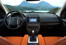EVOQUE ACHTERNA: Land Rover Freelander 2 FL 2013