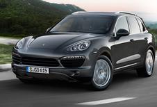MET (VEEL) EXTRA PEPER: Porsche Cayenne Diesel S