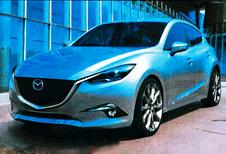 Is dit de nieuwe Mazda 3?