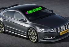 ALS TOERWAGEN: Volkswagen CC NGTC