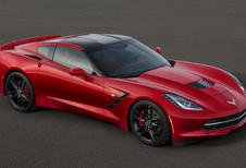 AMERICAN PSYCHO: Chevrolet Corvette Stingray