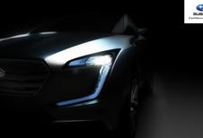 PLAAGPLAATJE: Subaru Viziv Concept