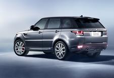 DEELTJESVERSNELLER: Range Rover Sport