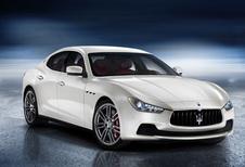 Maserati Ghibli gaat Duitse Drie bekampen