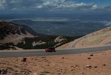 EERSTE PIKES PEAK-RECORD: Range Rover Sport