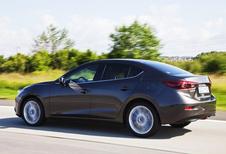 Mazda 3 Sedan klinkt logisch