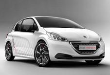 AANSTORMEND TALENT: Peugeot 208 Hybrid FE Concept