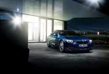 De B4 BiTurbo is de BMW M4-concurrent van Alpina