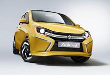 Hoe Suzuki de toekomst van zijn Alto ziet