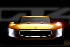 Kia GT4 Stinger is wellicht voorbode van straffe coupé