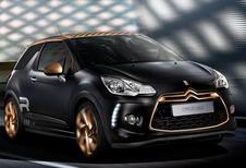 Citroën viert WRC-titel met DS3 Racing Mat Gold Special