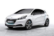Peugeot 208 Hybrid Air verbruikt slechts 2 liter (per 100 km)