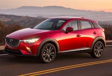 Mazda onthult sportieve CX-3