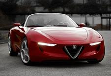 Mazda MX-5 vormt basis voor Abarth Barchetta of Fiat Spider, niet voor Alfa Spider