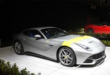 Schitterende collectie sport- en andere droomwagens op DreamCars Brussel