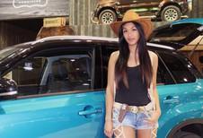 Iets te bloot bij Suzuki?