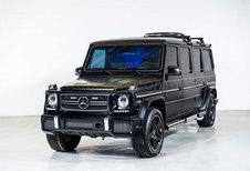 Mercedes G-klasse in legerjasje