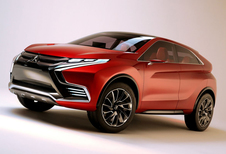 Mitsubishi XR PHEV II wordt ASX-opvolger én tweede plug-inhybride