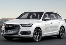 Audi Q7 E-Tron is dieselende plug-inhybride