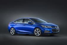 Niet meer voor ons: nieuwe Chevrolet Cruze