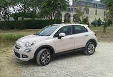 FIAT 500X - Toppers